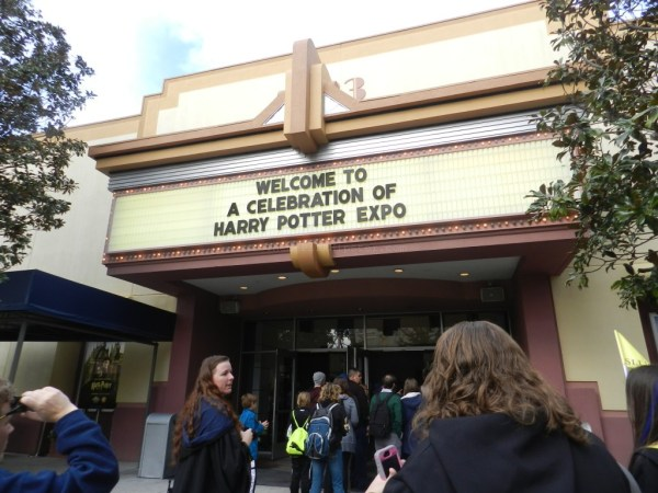 The Harry Potter Expo Center