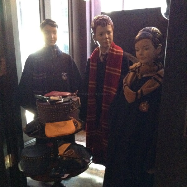 Diagon Alley: Madam Malkin