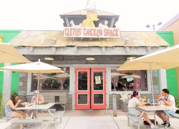 Cletus Chicken Shack: Universal Studios Orlando