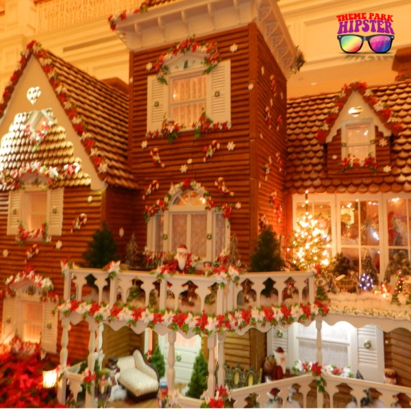 Christmas at Disney's Grand Floridian Resort and Spa