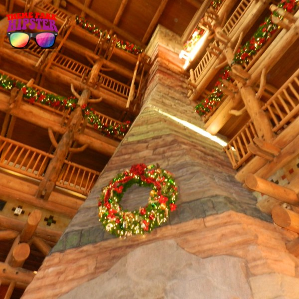 Merry Christmas from Disney's Lodge Wilderness