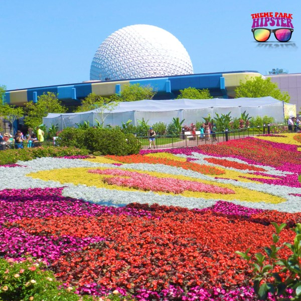 Easter Weekend 2015 at Epcot