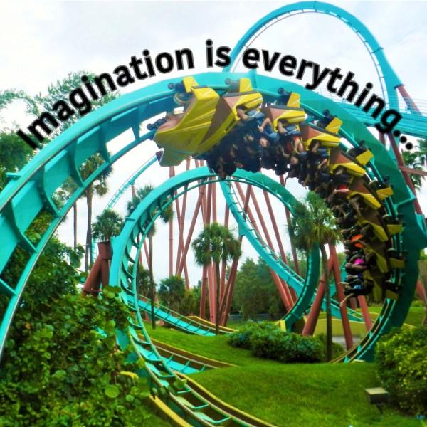 imagination albert e