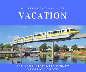 Walt Disney Vacation Package