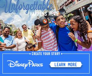 Disney summer vacation