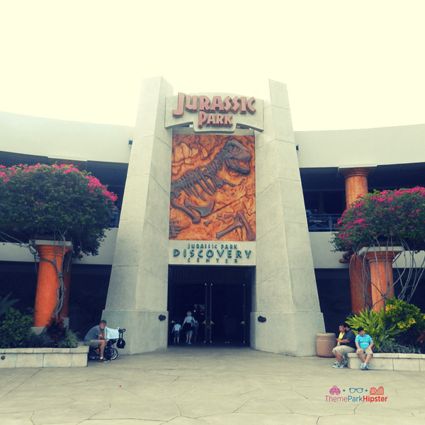 Jurassic Park Discovery Center | Islands of Adventure