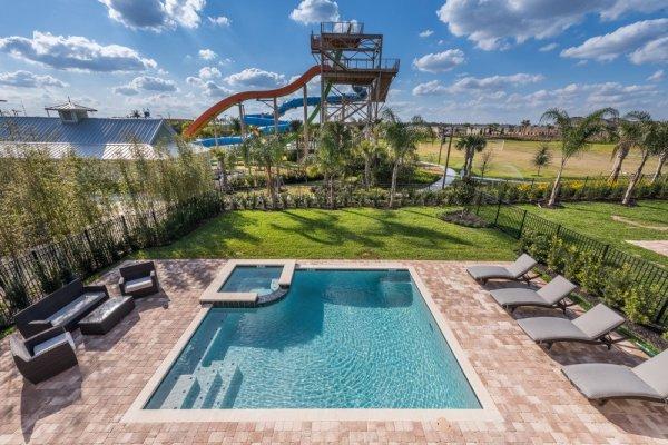Encore at Reunion Resort Orlando Vacation Home