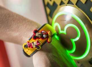 MagicBand at Walt Disney World