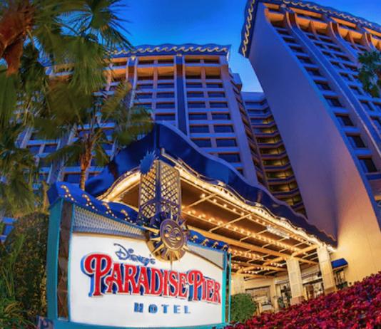 Disney's Paradise Pier Resort