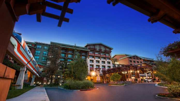 Disney's Grand Californian Resort and Spa