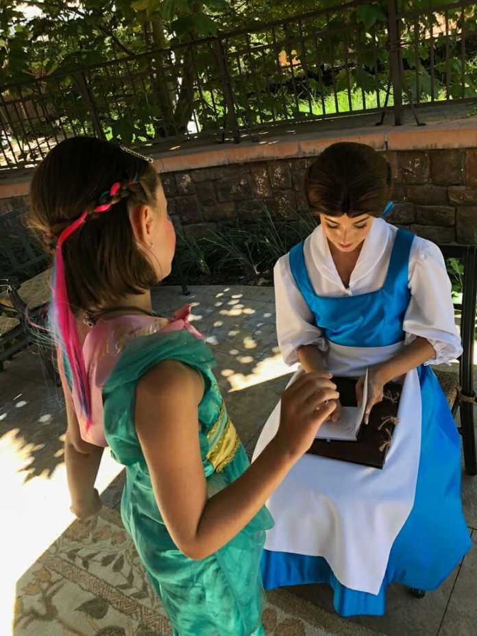 Disney Princess Adventure Breakfast