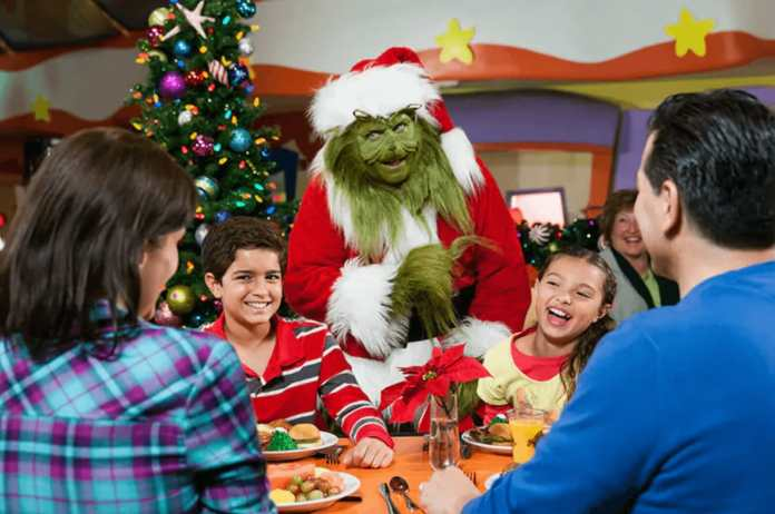 Grinch and Friends Breakfast