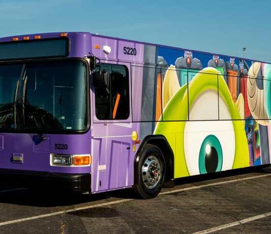 Walt Disney World Bus