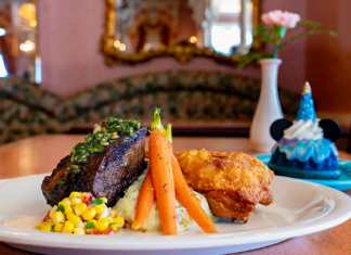 Plaza Inn Dining Package