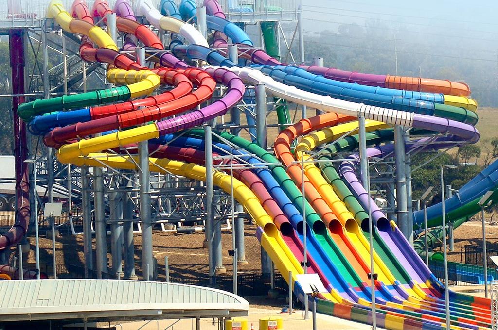 نتيجة بحث الصور عن racer water slide sydney