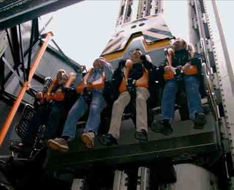 Theme Park Review What Is The Scariest Ride In The World