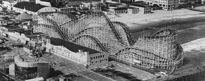 Image result for cyclone racer in long beach