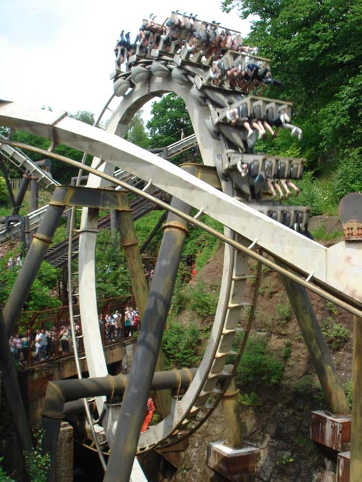 Image result for nemesis alton towers review