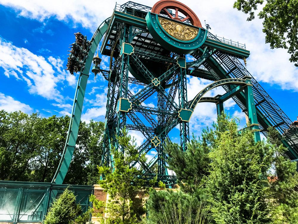 Efteling Themeparks Eu
