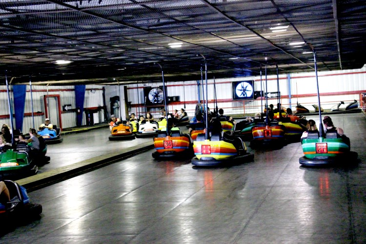 Dodge City Bumper Cars 2