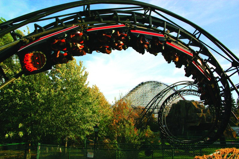 Image: Six Flags Great America