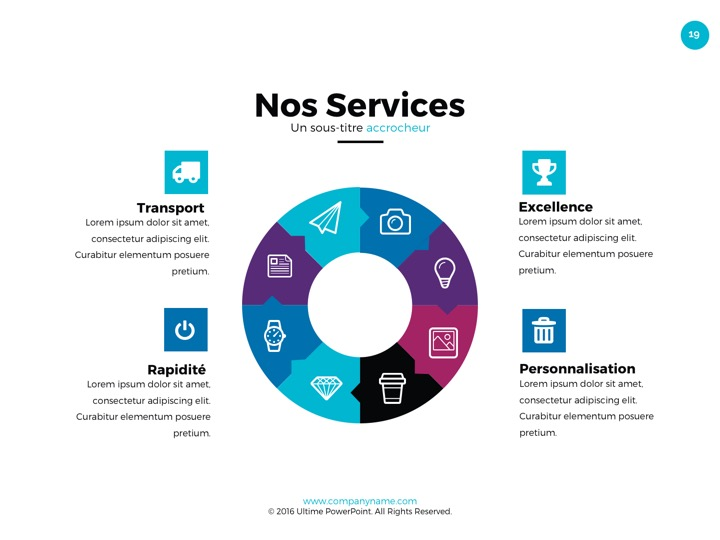 infographie powerpoint