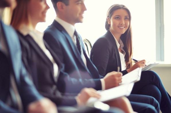 Auditoire présentation Powerpoint