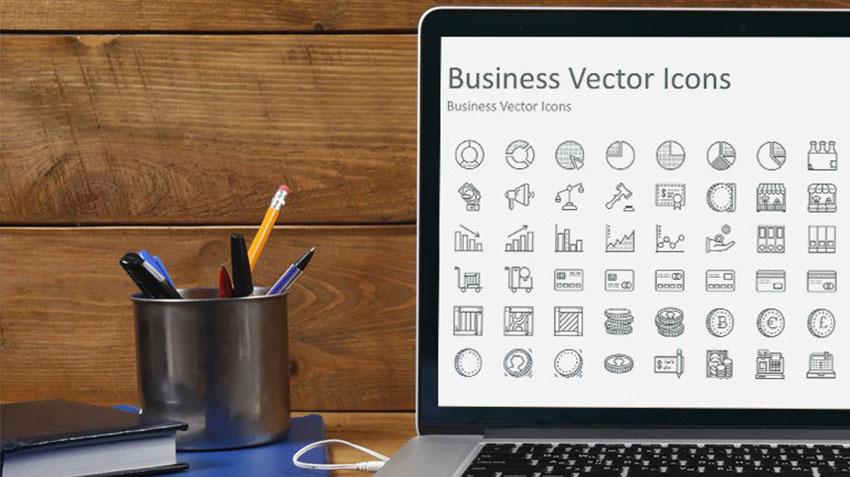 Icônes Powerpoint gratuits