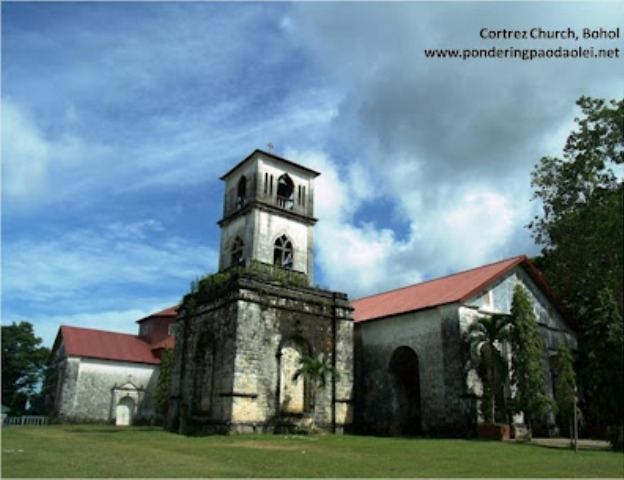 Bohol's Old Magnificent Churches
