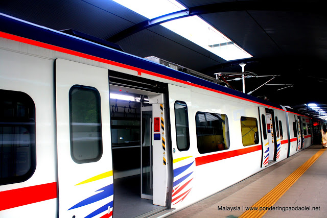 Batu Caves, Merdaka Square and the Sleepy Train Ride to Padang Besar