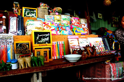 Floating Market and the Almost First-time Elephant Ride