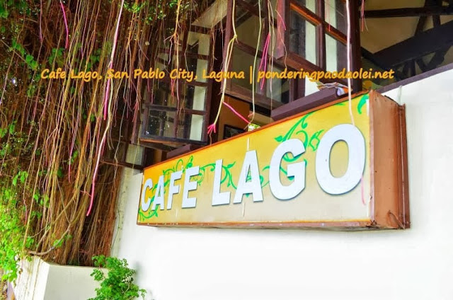 Coffee Break by the Lake at Cafe Lago