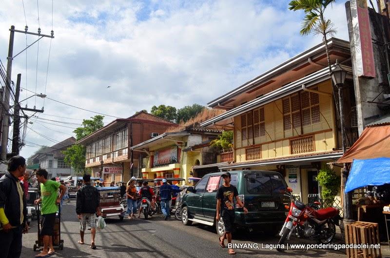 The Rowdy Old Homes of Binyang, Laguna