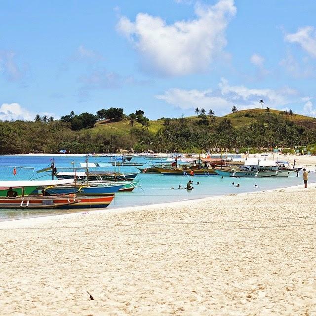 Calaguas Islands, I Love You Three