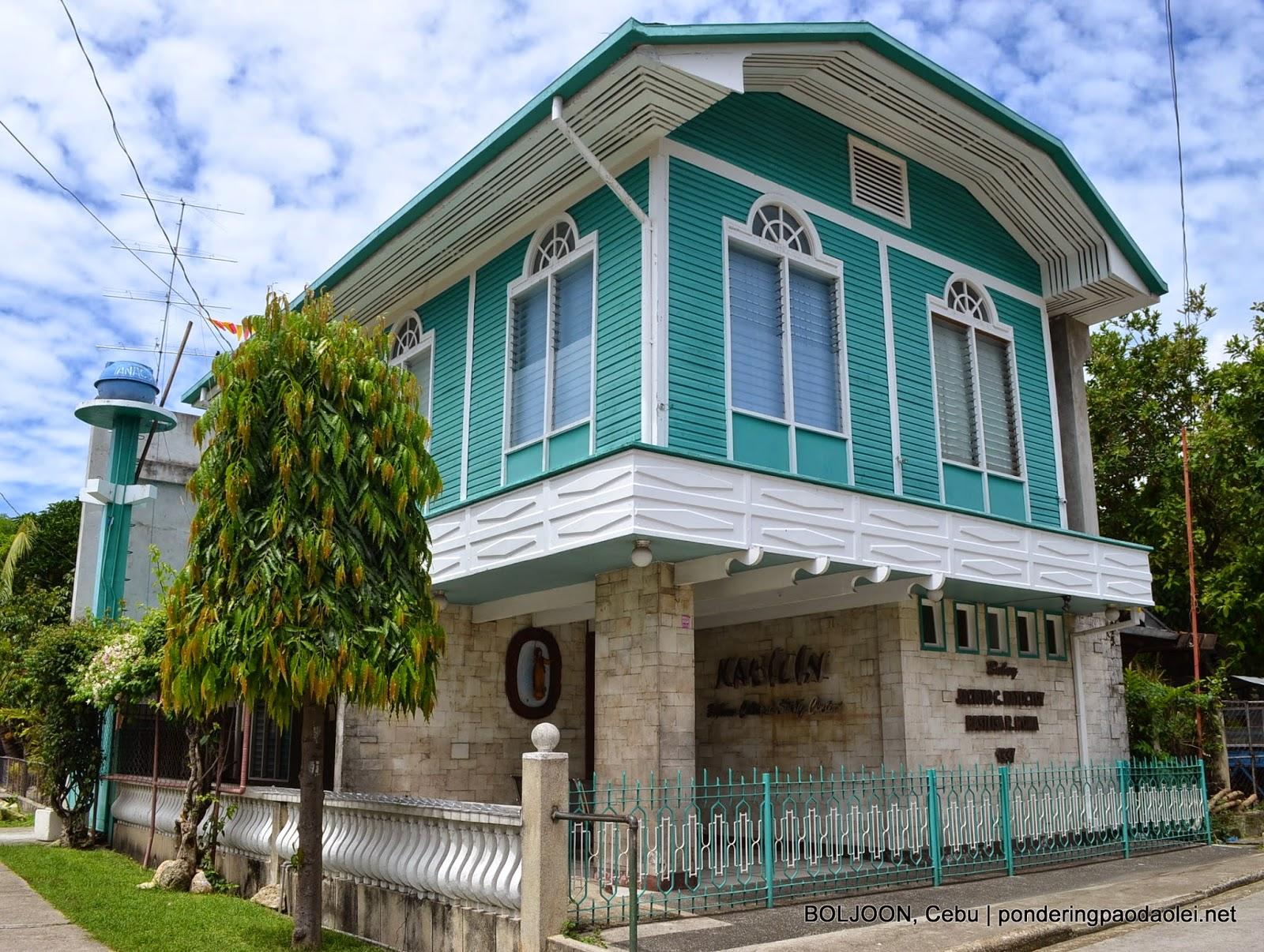 The Varied Old Homes of Boljoon