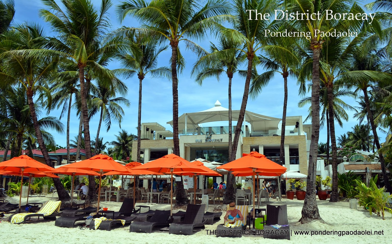 The Distinct Elegance of The District Boracay