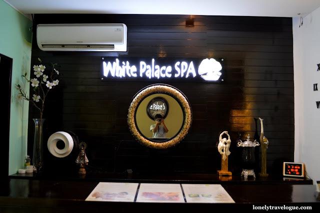 A Rejuvenating Time at White Palace Spa