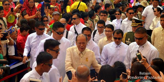 Thank You, Mr. Aquino
