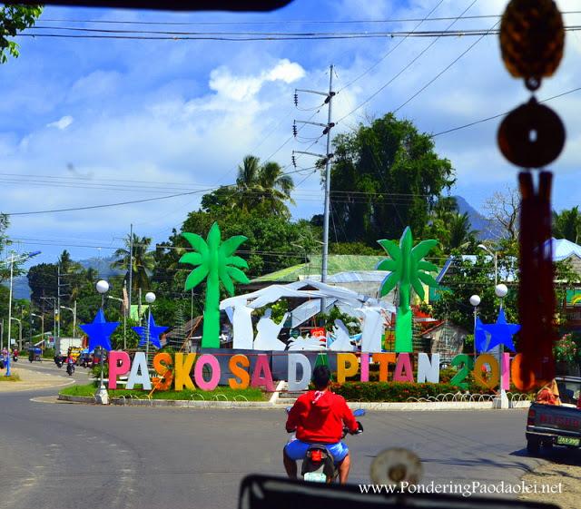 Dapitan City's Simple Allure
