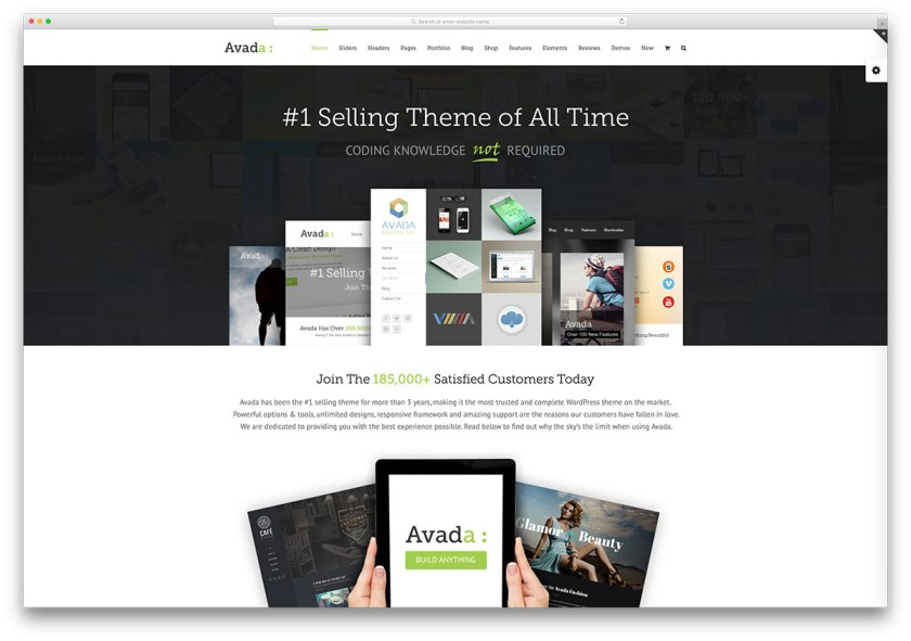 avada-most-popular-wordpress-theme