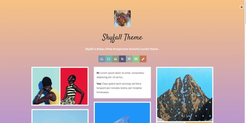 Skyfall Theme