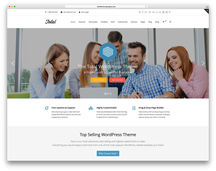total-best-selling-wordpress-business-theme