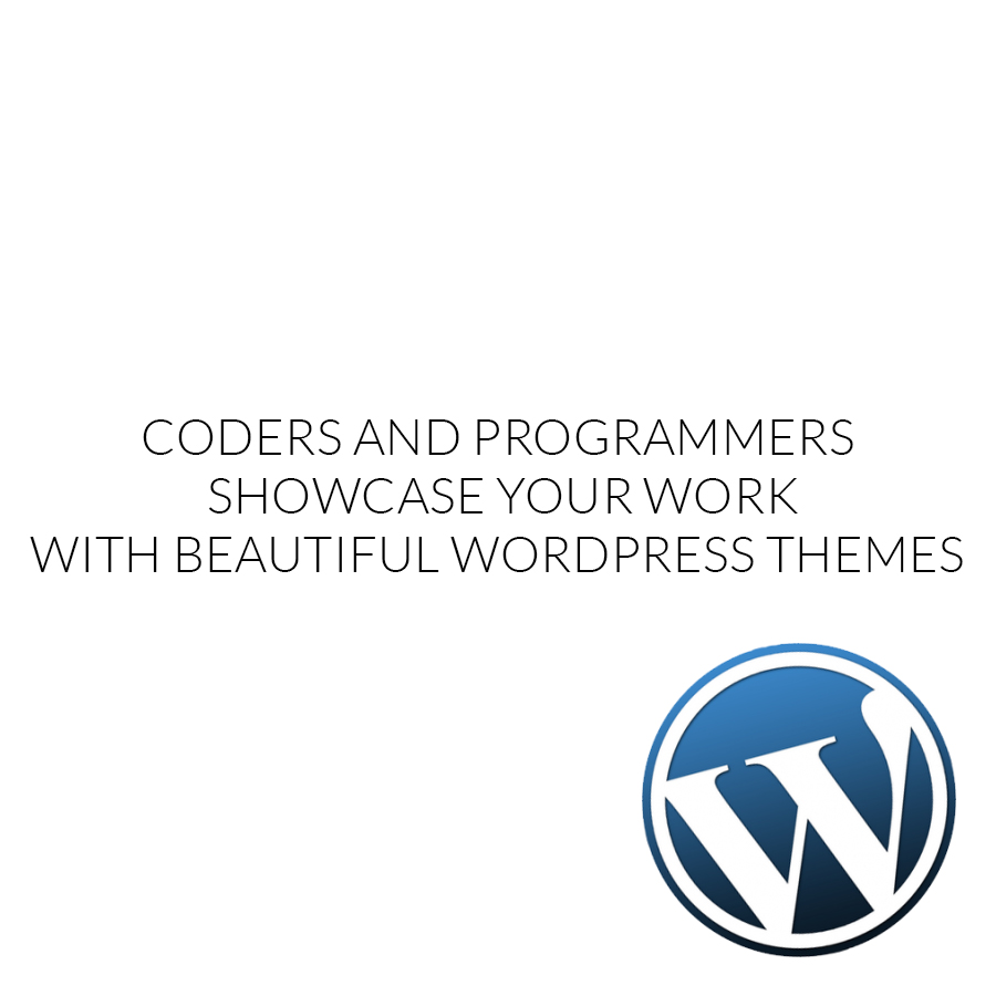 WordPress Portfolio Themes For Coders and Programmers