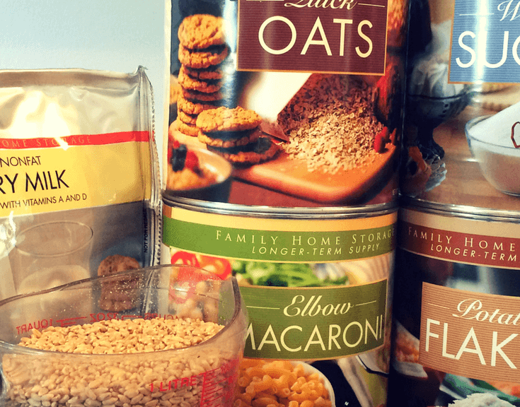 Do you have hundreds of pounds of wheat in your basement or you spent hundreds on freeze dried food storage? Here are some tips how to use food storage