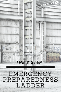 Have you ever started a project, but didn't read the instructions, and started at the wrong point? This happens to me all the time. And to be honest, it happens to a lot of people who are trying to become more prepared. Learn 8 steps of emergency preparedness