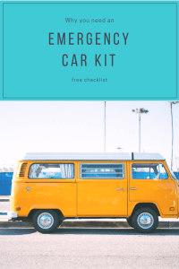 11 reasons you need an Emergency Car Kit. #9 is surprising. Also, download your Emergency Car Kit Checklist and build one today.