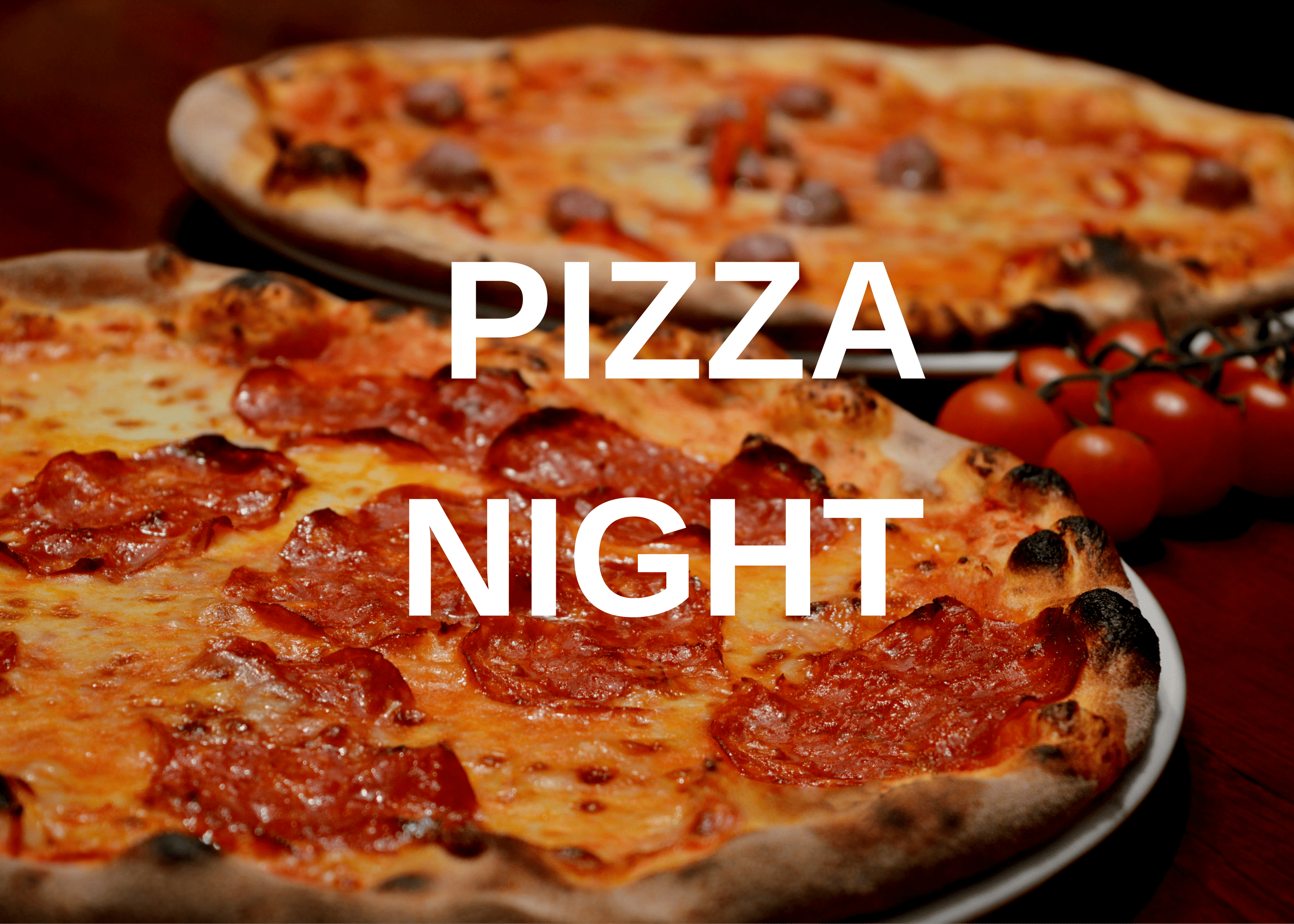 Image result for Pizza night