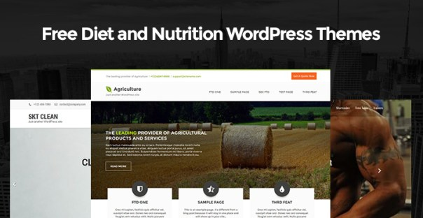 free-diet-nutrition-wordpress-themes