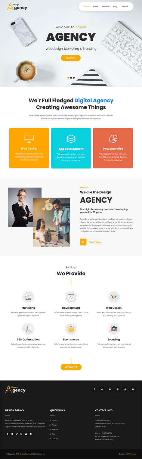 free design agency