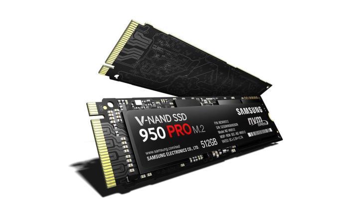Samsung 950 Pro M.2
